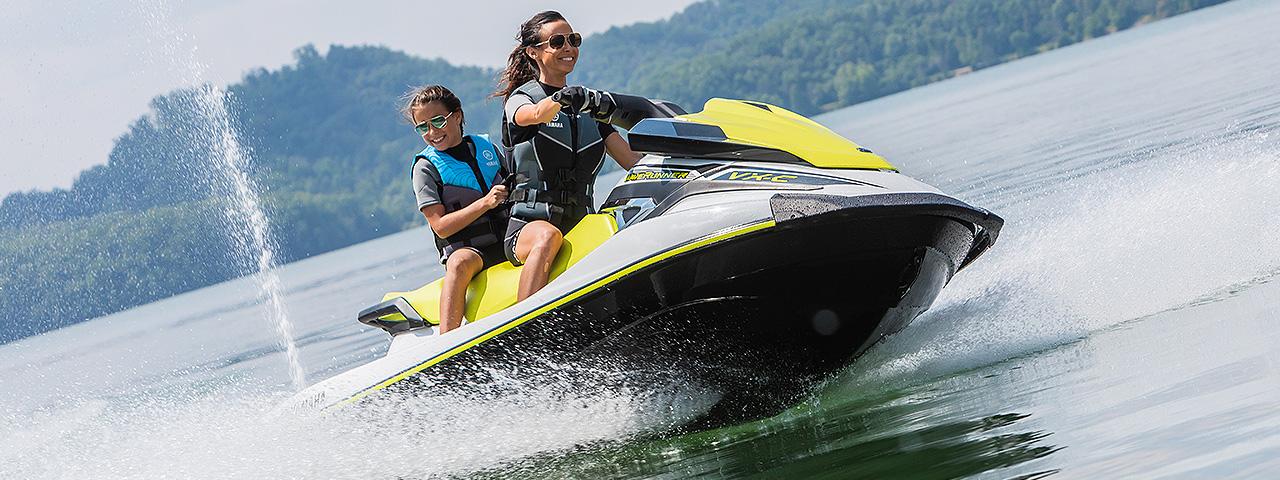 VX-C - WaveRunners   Yamaha UAE   AL Yousuf Motors